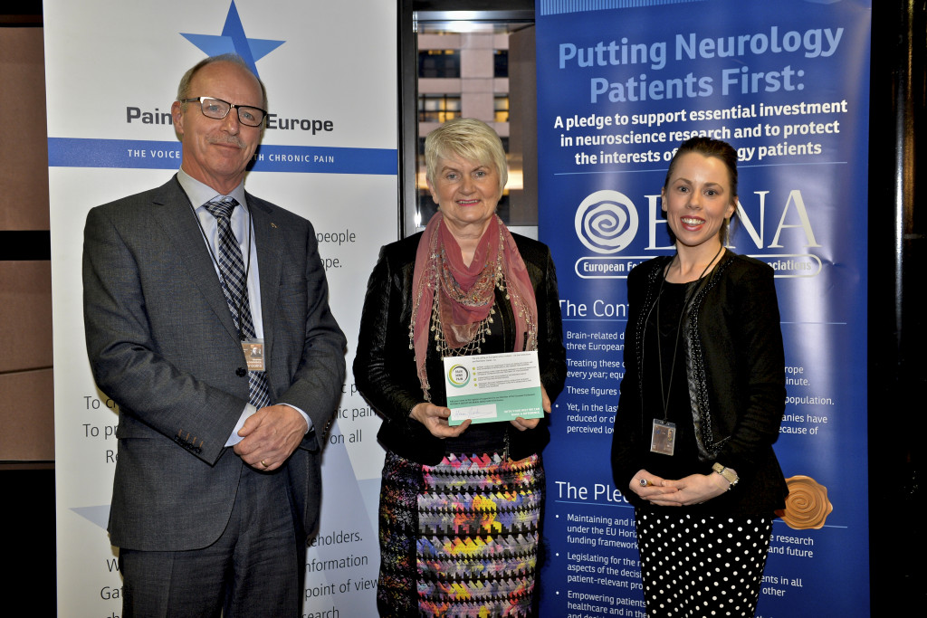 Register of Supporters to open for  MEP Interest Group: Brain, Mind, Pain