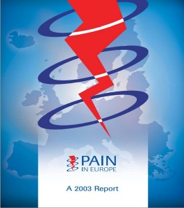 Pain in Europe survey report