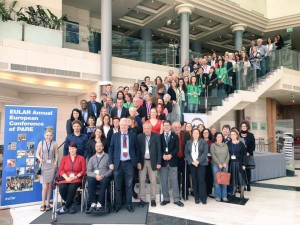 GALICIAN RHEUMATOLOGICAL LEAGUE at EULAR PARE Conference