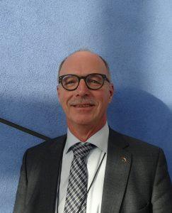 Joop van Griensven, PAE President